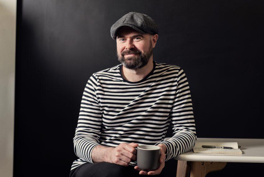 Everything Creative Director Mickey Devine